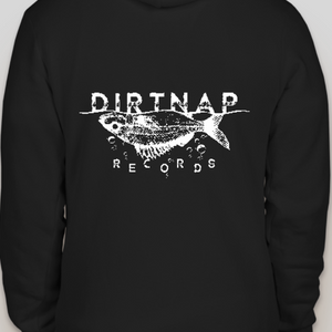 Dirtnap Records Zip-Up Hoodie