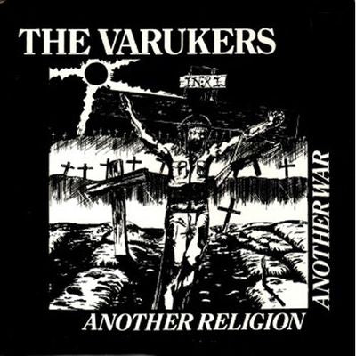 Varukers, The - Another Religion, Another War - LP