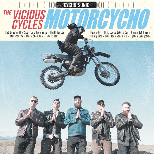 Vicious Cycles, The - Motorcycho - New LP