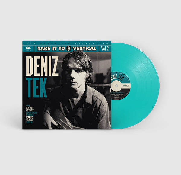 Tek, Deniz ‎–  Collection Vol. 2: Take it to the Vertical [PREORDER IMPORT Limited Edition GREEN VINYL: Green Noise Exclusive] – New LP