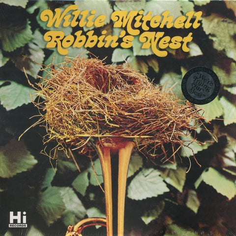 Mitchell, Willie - Robbin's Nest – New LP