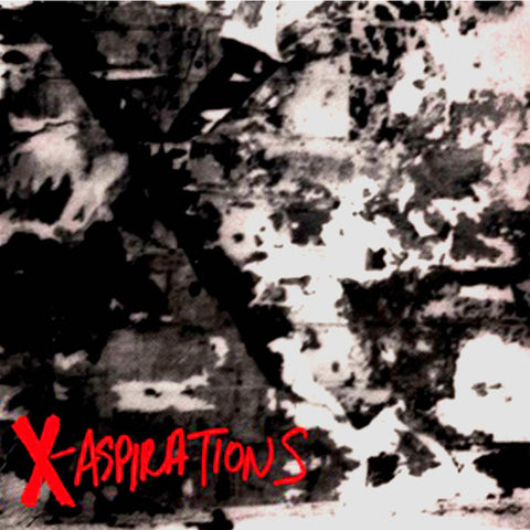 X [Australia]- Aspirations - Used LP
