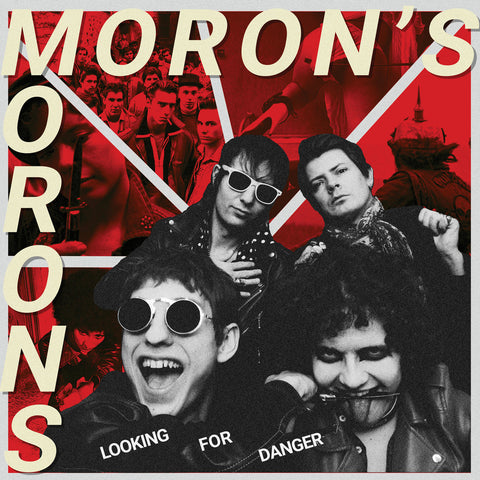 Moron's Morons – Looking For Danger – New LP