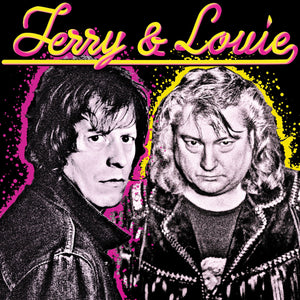 Terry & Louie - ...A Thousand Guitars - New LP