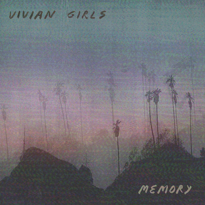 Vivian Girls – Memory [Maroon Vinyl] – New LP