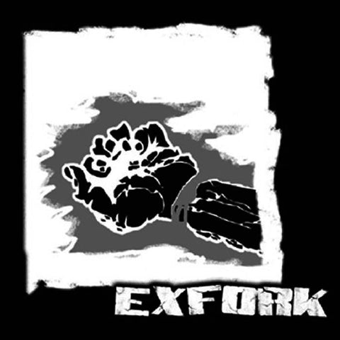 "Exfork - A Cure For The Disease Called Man... - 10"" - Used"