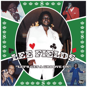 Fields, Lee - Let's Get a Groove On [RSD GREEN SPLATTER VINYL] - New LP