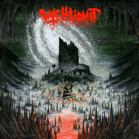 Witch Vomit - A Scream From The Tomb Below - LP