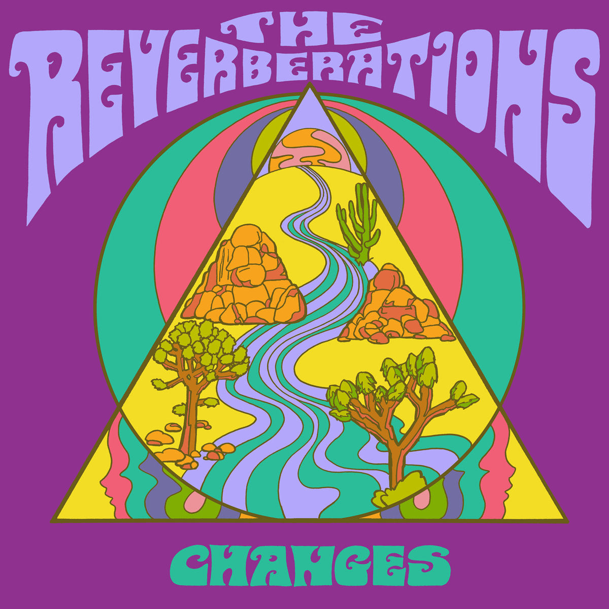 Reverberations, The - Changes - LP [IMPORT]