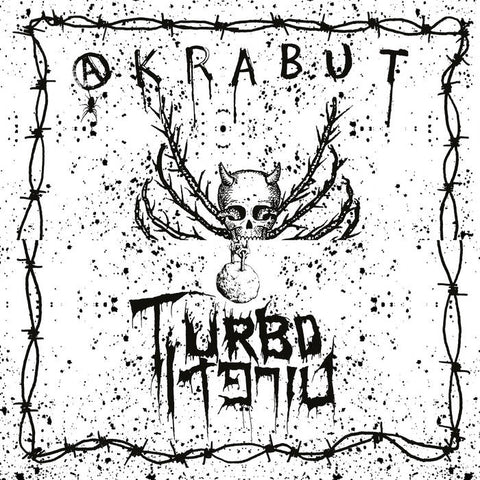 Akrabut / Turbo Torpedo – split (IMPORT Green Noise USA Exclusive) - New 7""