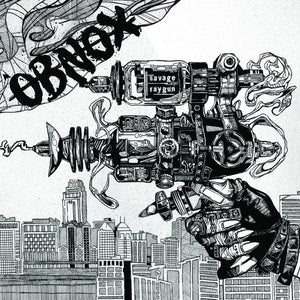 Obnox - Savage Raygun [2xLP 2020]- New LP