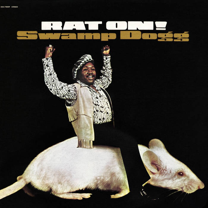Swamp Dogg - Rat On! [Starburst Vinyl] - New LP