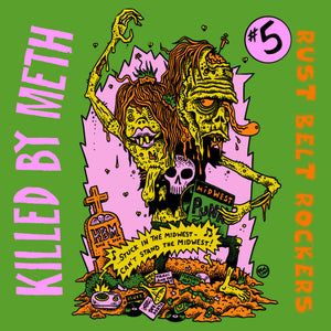 Various Artists - Killed By Meth #5 - New LP