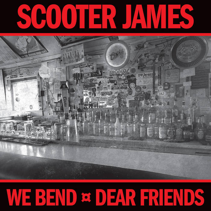 James, Scooter – We Bend / Dear Friends – New 7""