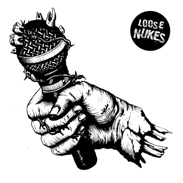 Loose Nukes – Violent Retribution EP (green vinyl) – New 7""