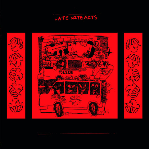 Beta Boys - Late Nite Acts - New LP