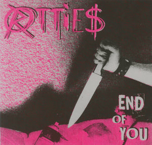 Rotties - End of You - Cassette