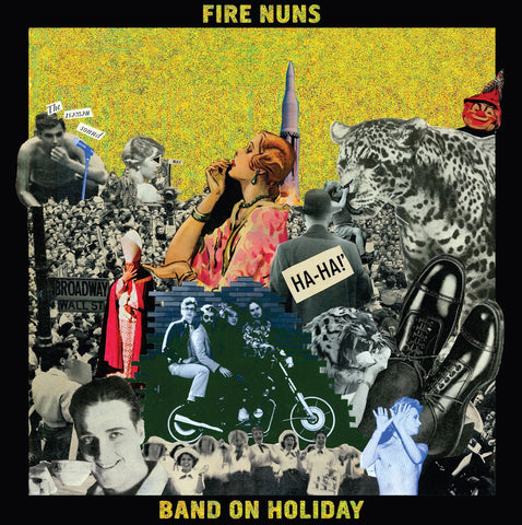 Fire Nuns - Band on Holiday - Cassette