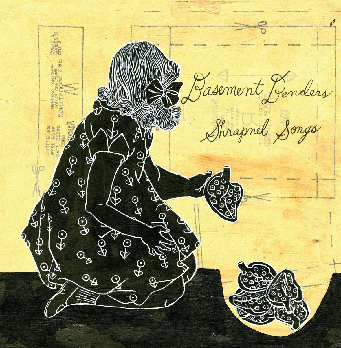 Basement Benders - Shrapnel Songs - New LP