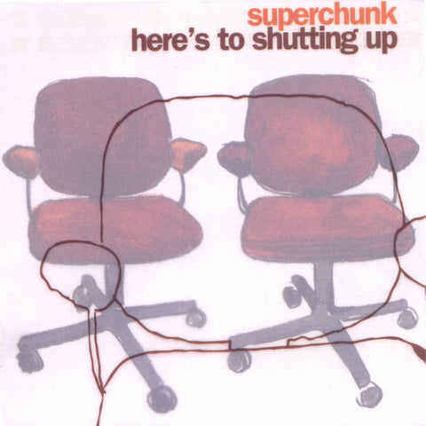 Superchunk – Here's to Shutting Up – Used LP