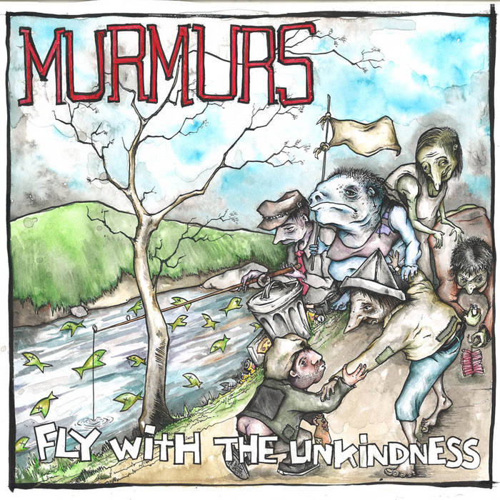 Murmurs - Fly With The Unkindness – Used LP