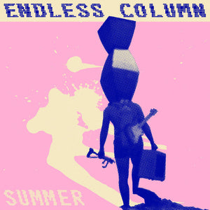 Endless Column – Summer (IMPORT Green Noise USA Exclusive) - New 7""