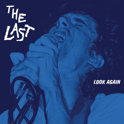 "Last, The ‎– Look Again [Blue Marbled Vinyl w/ bonus 7"". 1980 LA!] - New LP"