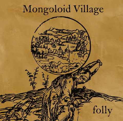 Mongoloid Village - Folly - LP - Used
