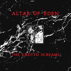 Altar of Eden -  The Grotto Screams [PREORDER IMPORT Green Noise EXCLUSIVE GREEN VINYL!!!] – New LP