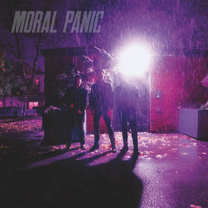 Moral Panic – S/T [Second Album IMPORT]– New LP