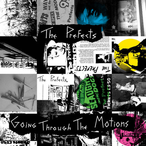 Prefects, The – Going Thru the Motions – New LP