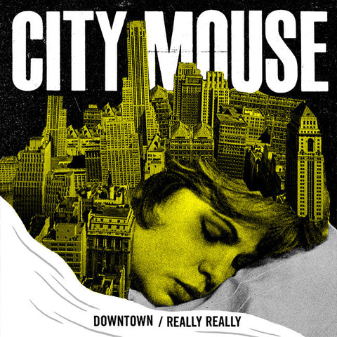 City Mouse / Weekend Dads - Split - 7""