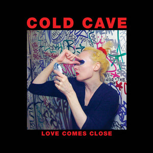 Cold Cave - Love Comes Close 2xLP - New LP
