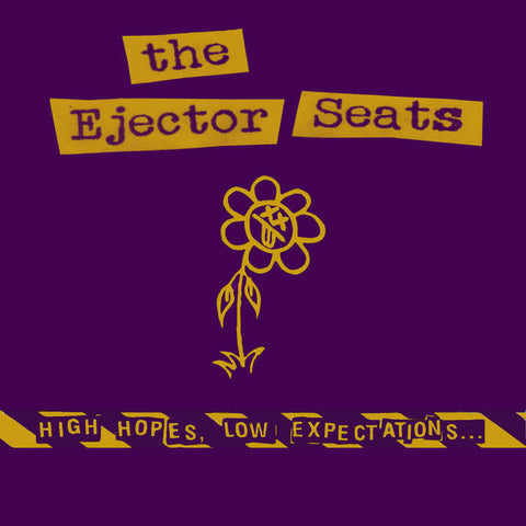 Ejector Seats, The - High Hopes, Low Expectations - New LP
