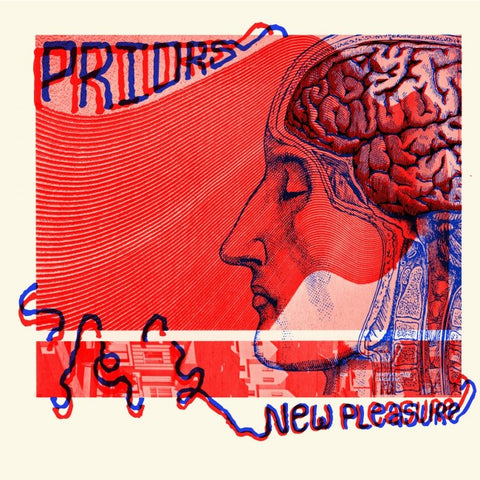 PRIORS - New Pleasure - LP