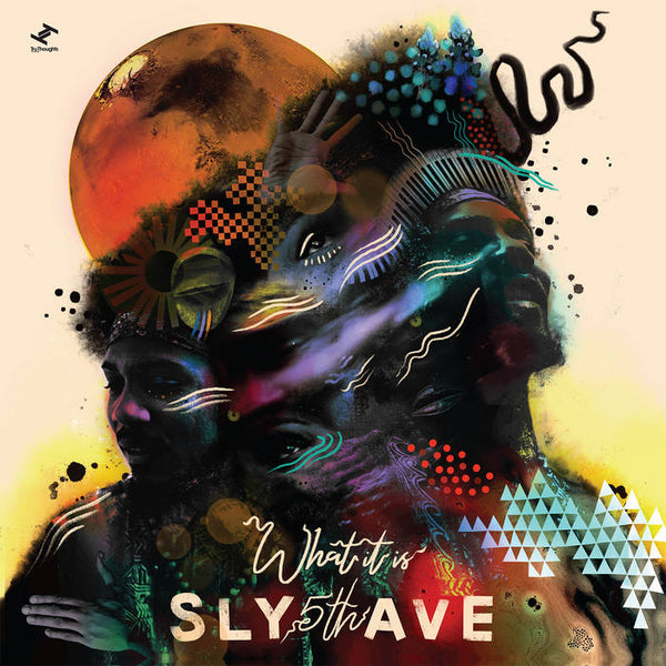 Sly5thAve - What it Is [2xLP PURPLE VINYL IMPORT] - New LP