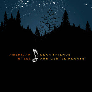 American Steel - Dear Friends And Gentle Hearts – Used LP
