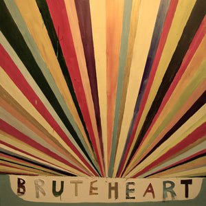 Brute Heart ‎– Brass Beads - LP - Used