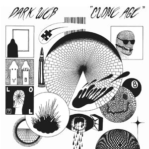 Dark Web - Clone Age - LP [IMPORT]