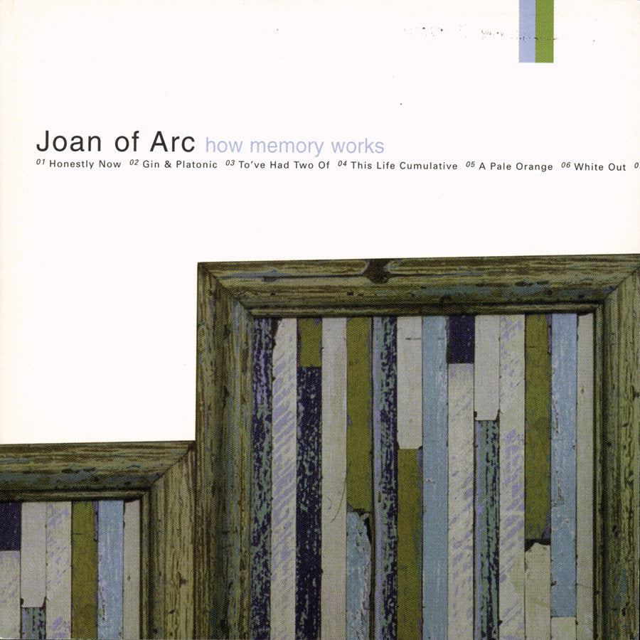 Joan of Arc - How Memory Works - LP