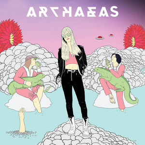 Archaeas -S/T - New LP