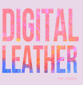 Digital Leather - Pink Thunder - New LP