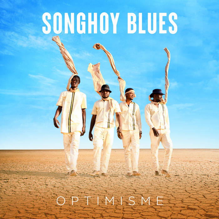Songhoy Blues – Optimisme [GOLD VINYL 2020 Mali] – New LP