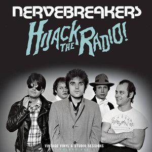 Nervebreakers – Hijack the Radio! [Color Vinyl] – New LP