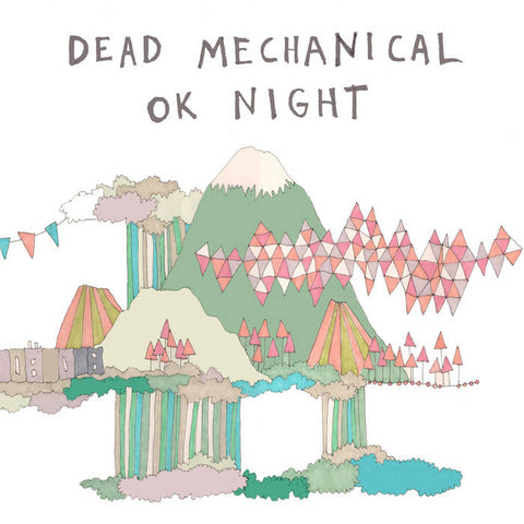 Dead Mechanical – OK Night – Used LP