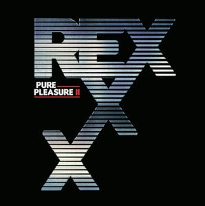 Rexxx – Pure Pleasure II [PREORDER; RED VINYL: MILWAUKIE POWER POP PUNK] - New LP
