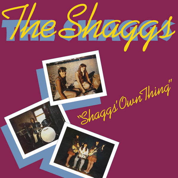 Shaggs, The - Shaggs' Own Thing [YELLOW/MAROON COLOR-IN-COLOR vinyl] – New LP