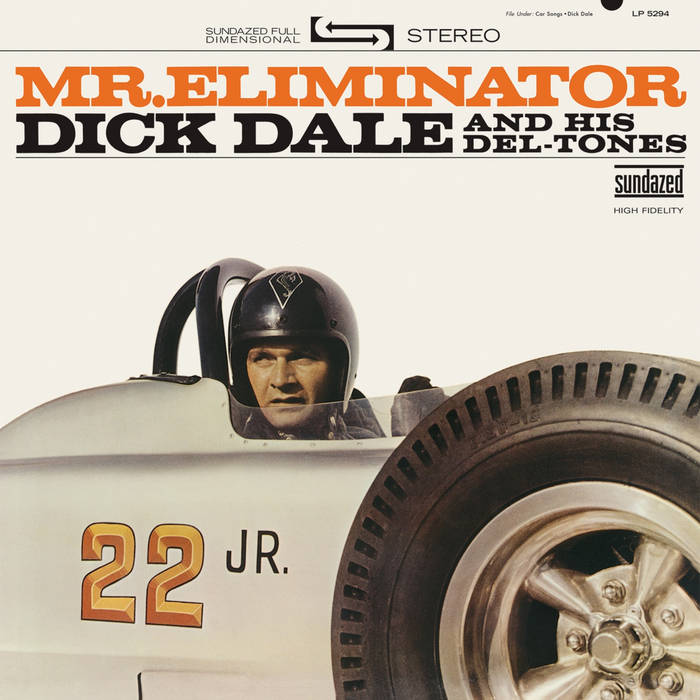 Dale, Dick & his Del-Tones - Mr. Eliminator - New LP