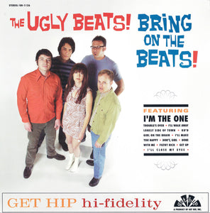 Ugly Beats, the – Bring on the Beats – New LP