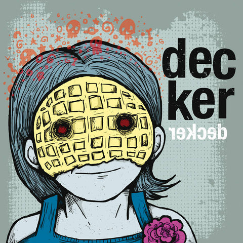 Decker – Rekced – Used LP